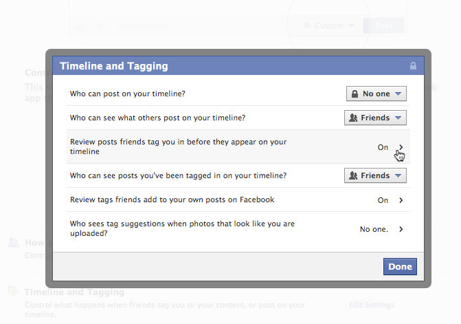 Facebook Privacy Settings You Should Know | Me and my Shadow